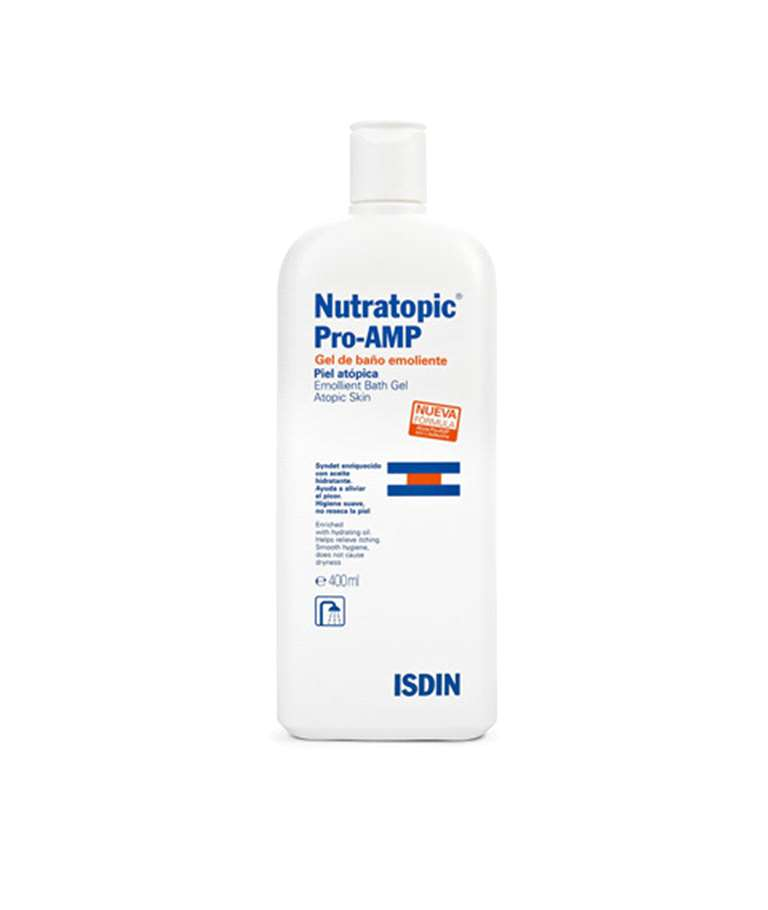 NUTRATOPIC PRO AMP GEL BANY PELLS ATOPIQUES 750ML