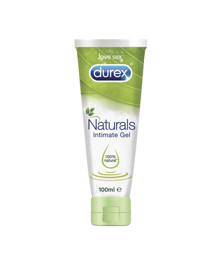 DUREX NATURAL INTIMATE GEL LUBRICANTE 100ML